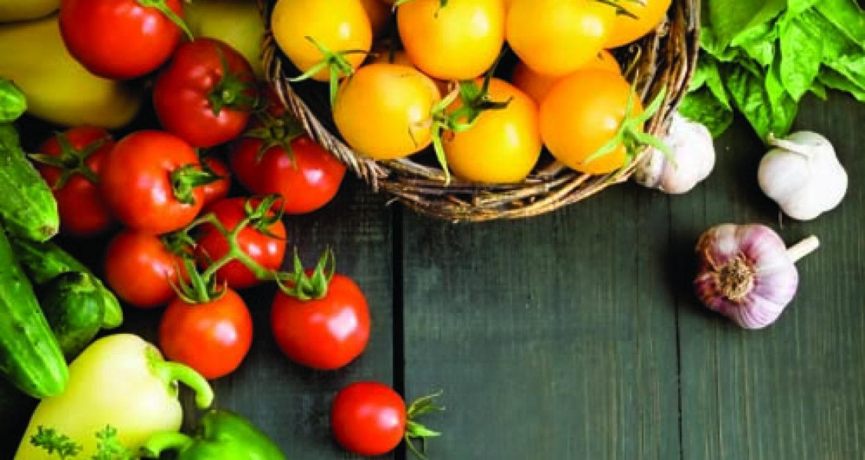 Is Organic Produce Really Better forecasting